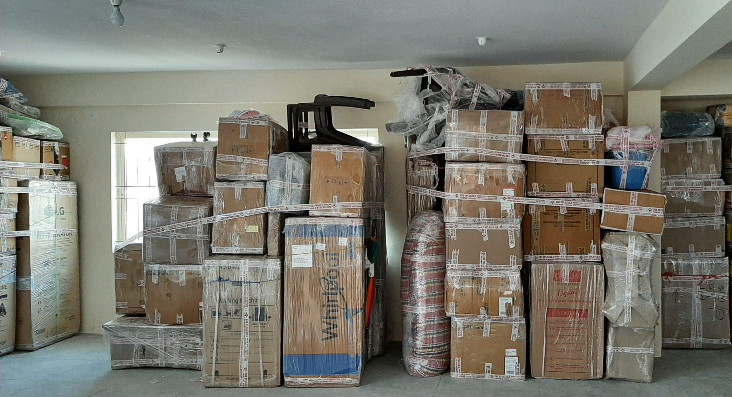 Storage Warehouses In Bangalore